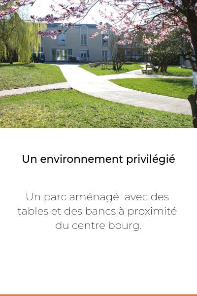 Un environnement privilégié